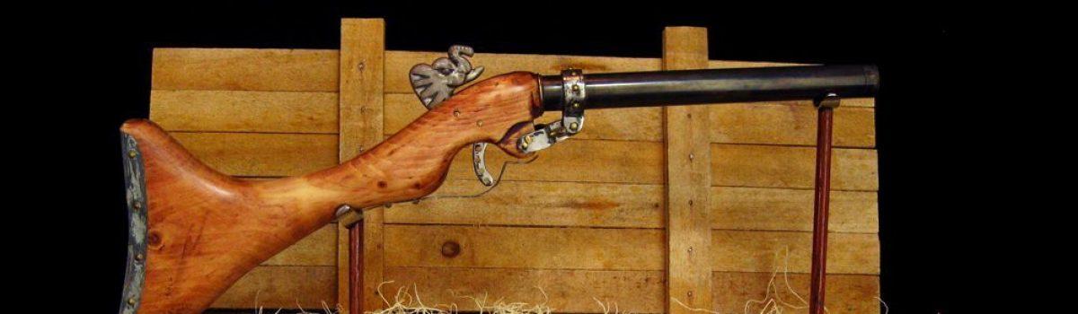 Handmade Gun