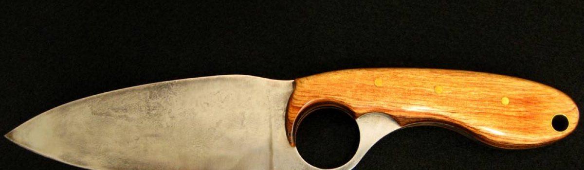 Reclaimed Steel Knife